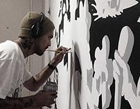 ARTES, MUROS, GRAFFITI