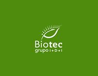 Biotec Brand Identity