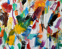 Richard Kattman: Painted Abstractions