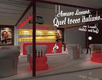 Amaro Lucano Booth Fair