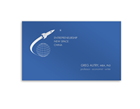 Autry Business Card