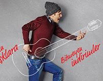 Cetinkaya - Valentine's Day campaign 2014