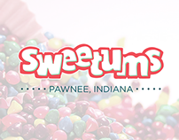 Sweetums Rebrand