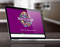ADVENTURE COMPANY WEBSITE - NATURALLYE