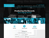 Website Design - N Sound Entertainment