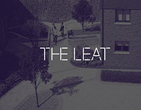 The Leat — Brand, Typography and Wayfinding system