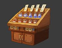 Game Assets Design