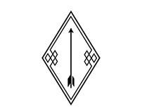Logo design - Jebe (arrow)