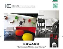 PRESS RELEASE - EDWARD MOBILIER