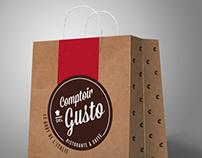 ITALIAN RESTAURANT BRANDING - COMPTOIR DEL GUSTO
