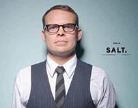 SALT. Optics Ads