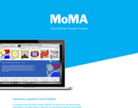 MoMa: Style & Design Through The Ages