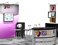 RSA Trade Show Booth