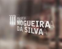 Branding / Museu Nogueira da Silva - Braga