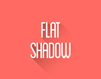 Mockup Flat Shadow - Photoshop Action