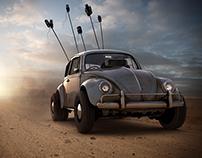 Beetle Fury Road style