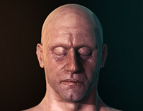 Zbrush Study // Head