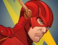 Flash - Injustice Costume