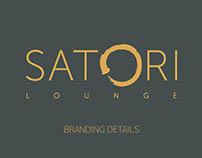 Identity for Satori lounge