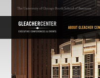 Gleacher Center Website