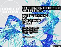LEAF festival London 2013