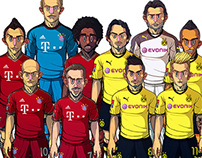2013-14 BUNDES LIGA - updated