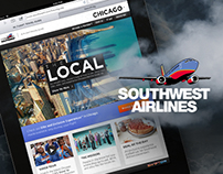 Southwest Airlines In-Flight Travel Guide