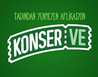 KonserVe Launch Campaign