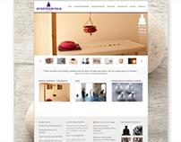 Ayurveda Yoga Center web.