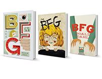 Book Jacket Redesign | The BFG