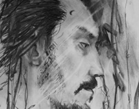 Self Sketch.....2014