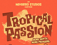 Tropical Passion - Featured @ Trauma Mag (Chile)