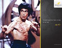 Bruce Lee Signature Product Catalog