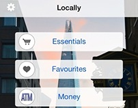 Locally - The Business Traveller's App