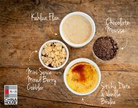 Dessert Table Facebook Post