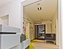 Design interior / Interior Design for Dental Clinic