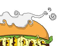 Jethro's (Logo Design)