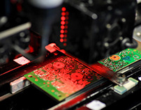 Commercial Photography (Circuit Board)