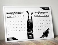 Calendario Marzo-Junio Freebie