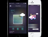 weather radio app #2
