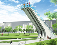 Aviation Park Architecture Concept