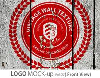 Photorealistic Logo Mock up vol.02