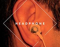 Headphone & la musique passive