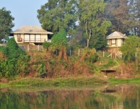 Riverfront House at Palghar