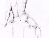 graphite nude