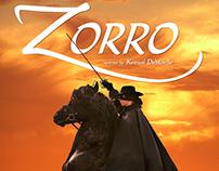 ZORRO Branding & Collateral - Ramona Bowl Amphitheatre