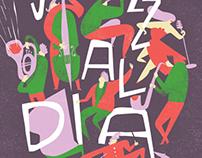 Jazzaldia poster proposal