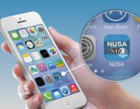 Enterprise User Admin App