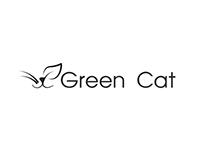 Green Cat Logo