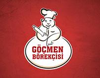 Gocmen Borekcisi Branding Redesign